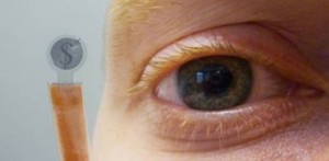 Breakthrough in Augmented Reality Contact Lens