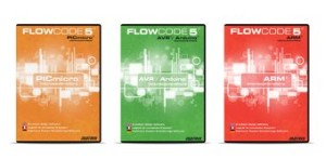 Flowcode V5 Targets Arduino Too