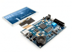 Development Kit Features Dual Core MPU