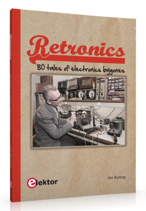 Retronics : A New book on Old electronics