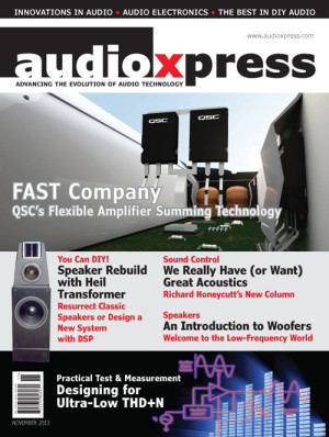 Welcome to the New audioXpress!