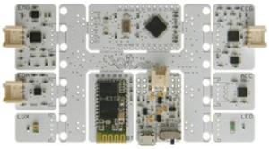 Biosignal Sensor Kit Facilitates DIY Projects