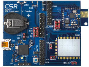 Bluetooth® Smart Starter Development Kit