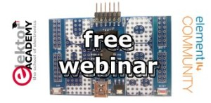 Free Webinar: Getting Started With the LPC800 ARM Cortex-M0