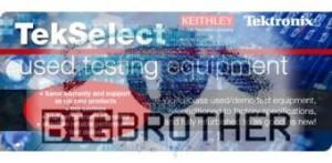 Big Brother Tektronix Is Watching You