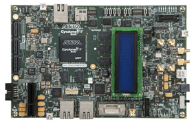 Low-cost Development Kit Marries ARM and FPGA