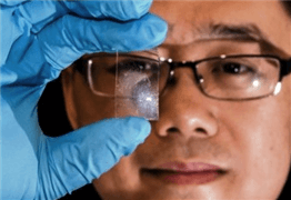 Graphene Photosensor is 1000x More Sensitive