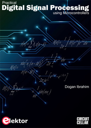 New Book: Practical Digital Signal Processing using Microcontrollers