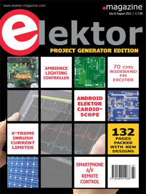 Elektor Project Generator Edition on Sale Now
