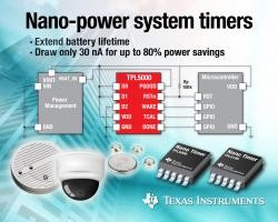 Two Nano Power Timers from TI