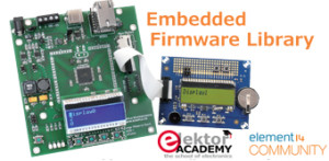 Return of the Free Webinar: Embedded Firmware Library!