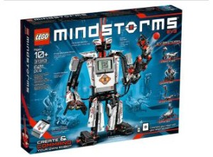 LEGO Mindstorms Now With Bluetooth 4.0