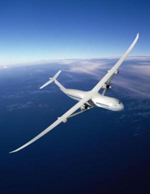 Boeing Sugar Volt Concept