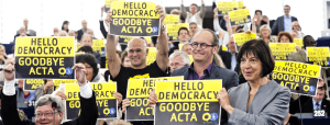 Victory For The Open Web: Europe Rejects ACTA
