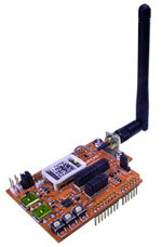 Lantronix Arduino WiFi Shield