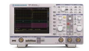 New DSO from Rohde & Schwarz