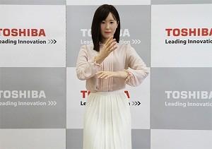 New Toshiba Android