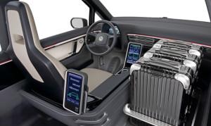 Volkswagen Zero-Emission Taxi