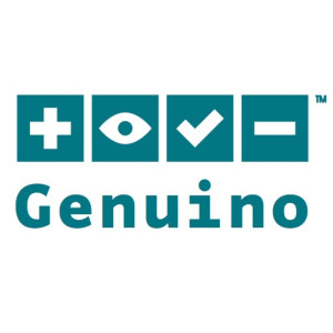 The new Genuino Logo