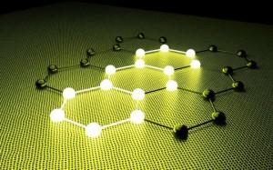 Superconductor based on graphene