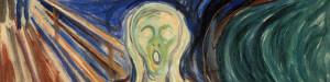 The Scream by E. Munch