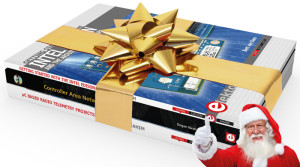 Santa Claus Recommends: 3 Elektor Books for just €49.95
