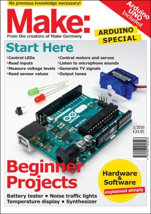 Make: Arduino Special (Arduino Uno included)