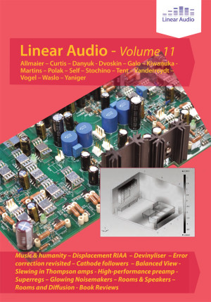 Now in our Store: Linear Audio volume 11
