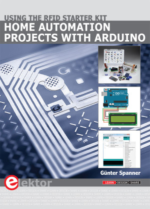New Book: Home Automation Projects with Arduino