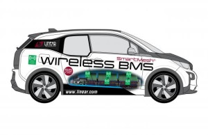My first wireless e-car and it's not a toy