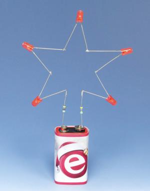 Build a Tiny Shiny Christmas Starlet
