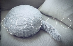 Qoobo: A robotic pet/cushion?