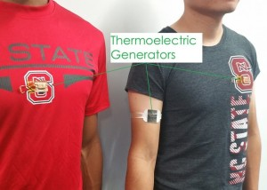 Thermoelectric generator powers IoT apps