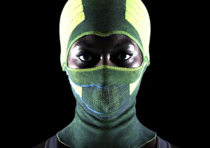 This balaclava's hot, no it really is
