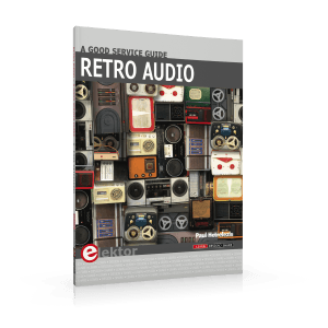 Retro Audio, a Good Service Guide. Image: Elektor International Media b.v.
