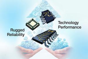 Vishay announces new analog switches