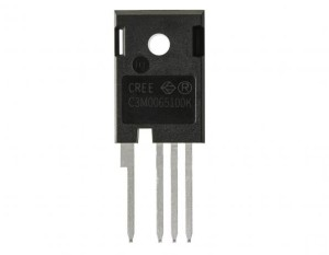 A MOSFET for 1 kV