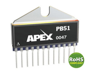 Opamp power boosters from Apex