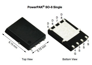 New N-channel MOSFET from Vishay