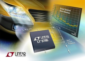 Spread Spectrum LED driver