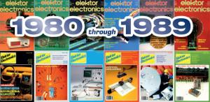 The Wild Nineteen-Eighties return with Elektor's upcoming DVD
