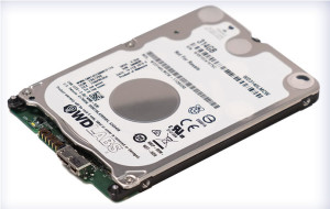 PiDrive – 314GB hard disk for the Raspberry Pi