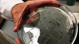 Lab samples of the Sol-Gel supercap