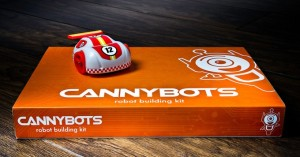 The Cannybot kit