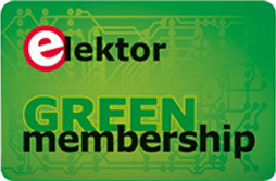 Students now get a FREE 1 Year Elektor GREEN Membership with purchase of a Red Pitaya!