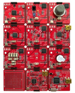Read the Elektor E-zine and have a chance of winning an open-source IoT platform
