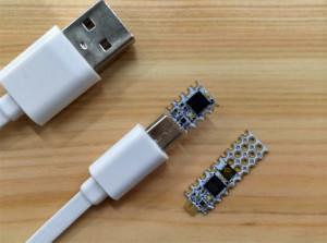 Rekord: 8pino, das kleinste Arduino-Board