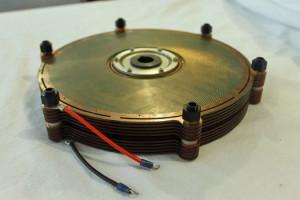 Elektrostatischer Motor