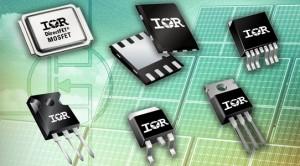 Neue Power-MOSFETs von IR
