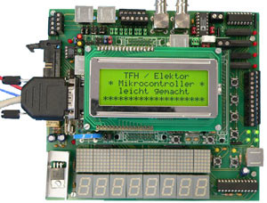 Mikrocontroller-Fernlehrgang für die Ausbildung und zum Selbststudium